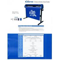 China Creation PCut Vinyl Cutter CR-630(New Model) on sale