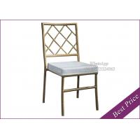 Modern Gold Chiavari Chair for Sale with Good Quality From Factory (YC-1) Manufactures