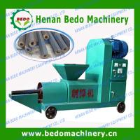 China biomass briquette making machine, rice husk briquette machine, durable used wood briquette press machine on sale