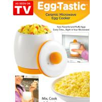 China ceramice microwave egg cooker  Egg-Tastic on sale