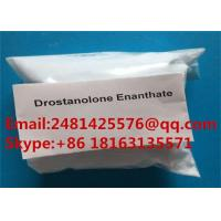 China Safe Anabolic Steroids Drostanolone Enanthate Powder CAS 472-61-145 For Muscle Growth on sale