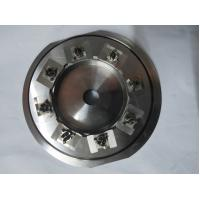 Aluminum Material Precision Mold Parts , Heat Sink For Car Engine Parts Manufactures
