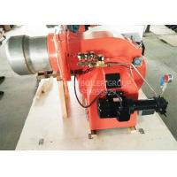 4000kw Boiler Light Oil Burner Oil And Gas Burner High Performance Centrifugal Fan Manufactures