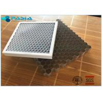 ISO Honeycomb Core For Transportation Industry , Honeycomb Structure Material Manufactures