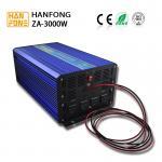 3000w pure sine wave power inverters with charger battery 12V 24V48V DC to 110V 220V AC inverter ups solar inverters Manufactures