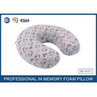 Comfortable Micro Plush Memory Foam Evolution Travel Pillow Perfect For Neck Supporting Manufactures