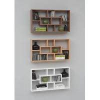 Decorative Floating Retail Store Wall Shelving Unit Manufactures