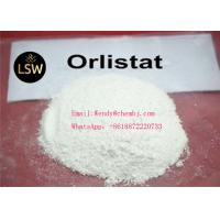 Healthy Effective Weight Loss Steroids Orlistat For Treating Obesity CAS 96829-58-2 Manufactures