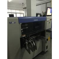 High Accuracy SMT Pick And Place Machine M6E With 6 Head Z-Axis Control AC Servo Motor Manufactures