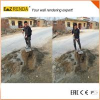 One Person 1 Hand Not Large Cement Mixer For Concrete / Mortar Manufactures