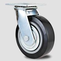 Heavy duty caster ,100mm to 200mm,double look caster,Rolling castor wheel Manufactures