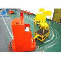 China Full Scale AGV Car Systems , Automated Guided Vehicle System 1200 * 450 * 600 MM on sale