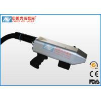 Handheld Laser Rust Removal Machine For Rubber Molds Cleaning Manufactures