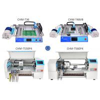 4 Models Charmhigh table top SMD LED SMT Pick And Place Machine Hot sale Manufactures