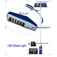 2700K - 6500K LED Outdoor Wall Lights 15W Electronic By Solar Manufactures