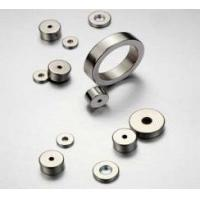 Rare Earth Permanent Neodymium Ring Magnets Used In Speaker / Moptor Manufactures
