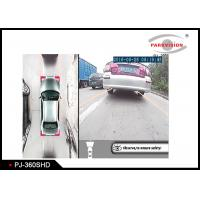 HD 720P 360 Degree Car Camera System Starlight Version With 72dB Dynamic Range Manufactures