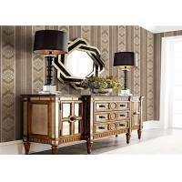 Waterproof Country Dining Room Wallpaper / Contemporary Wall Coverings Manufactures