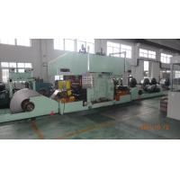 Rigid 20 High Cold Rolling Mill Machinery , High Precision Stainless Steel Rolling Mill Manufactures