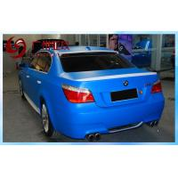China Hot Blue Film Matte Vinyl Wrap , Car Film Protecion For Full Body on sale