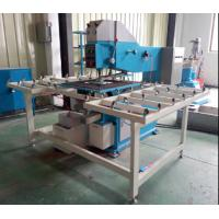 China CNC Glass Horizontal Drilling Machine for Industrial 4 ~19 mm Glass Thickness on sale