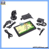 7-Inch TFT Touch Screen Car GPS Navigator with 2GB Memory Card-E03274 Manufactures