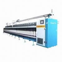 Flyer Roving Frame, 220 to 1250tex Density of Roving Yarns Manufactures