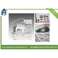 Buy cheap ASTM D5800 Noack B Method Evaporating Loss Test Apparatus for Lubricating Oil from wholesalers