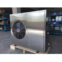China Dual system Controller Air Source Heat Pumps with Freestanding Mounting Type on sale