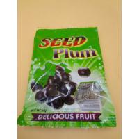 Green Preserved Chinese Dried Plum Salty Popular Organic Snack Foods Manufactures