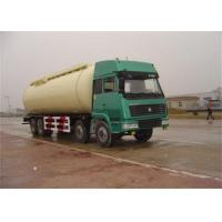 40m3 8X4 Driving Type 371 HP Dry Bulk Cement Truck for Poweder Transport Manufactures
