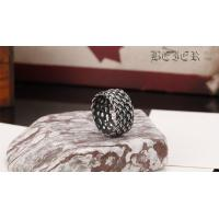 Wholesale fashion Jewelry stainless steel Vintage Ring for men E15 New arrival Manufactures