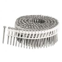 2.5*57mm Diamond Point Wire Collated Nails , Hot Dipped Galvanized Finish Nails Manufactures