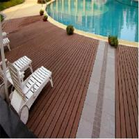 Outdoor flooring Factory selling directly Strand woven bamboo flooring Manufactures