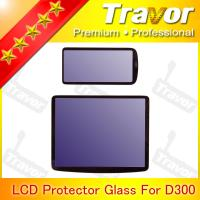 Screen Protector for Nikon D300 digital camera lcd Manufactures