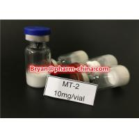Health Muscle Buidling Steroids Hot Sale Legit Peptide Melanotan-2, Mt-2, Melanotan II CAS: 121062-08-6 2mg/vial for Mus Manufactures