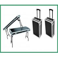 9mm Plywood Aluminum Tool Cases Portable Stage Folding stage Platform For Event Manufactures