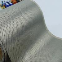 Perforated Conductive Foam Tape High Flexibility For Electrostatic Release 8K Manufactures