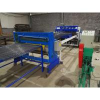 Panasonic PLC Multi Spots Welded Mesh Welding Machine For 1500 mm Width Manufactures