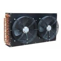 China Refrigeration Ac Heat Transfer Exchanger Corrosion Proof Pleasant Looking With Fan Motor on sale