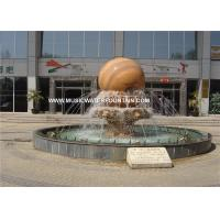 Marble Fountain Statue Sculpture For Indoor Or Outdoor Water Fountains Manufactures