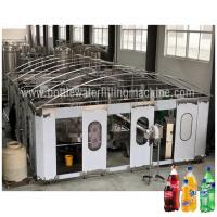 Soft Carbonated Drinks Production Pepsi Making Machine Complete Line CE SGS Manufactures
