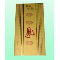 Greeting Card Printing Recycled Paper  , Custom Printing Paper Card CMYK Colors Manufactures