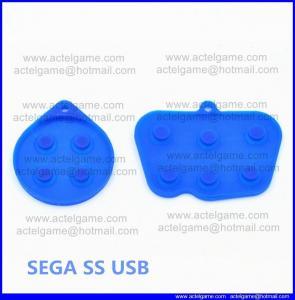 SEGA SS USB Controller Button Rubber repair parts Manufactures