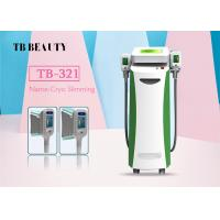 5 Heads 1800W Cryolipolysis Vacuum Cavitation Slimming Machine For Cellulite Removal Rf Skin Tightening Manufactures