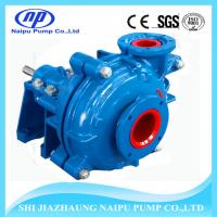 China 3/2C-AH (50ZJ)  AH Slurry Pump For Iron Ore Dressing Plant on sale