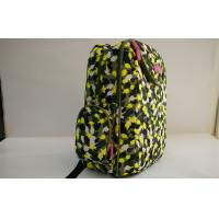 Spacious Teenager Student Camouflage Travelling Luggage Bags with Polyester Fabric Manufactures