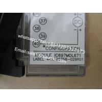 GE  IC697MDL671 Module  in stock brand new and original Manufactures