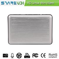 New arraival net computer thin client X5 cloud online video play web printer and camera Manufactures