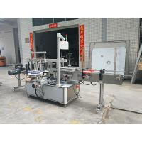 Two Sides Self Adhesive Labeling Machine , Fully Automatic Label Applicator Manufactures